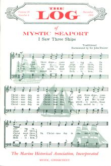 Log of Mystic Seaport