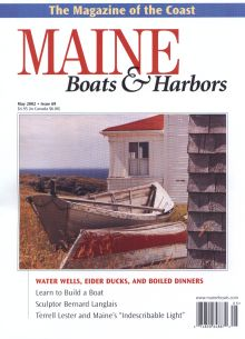 Maine Boats, Homes and Harbours